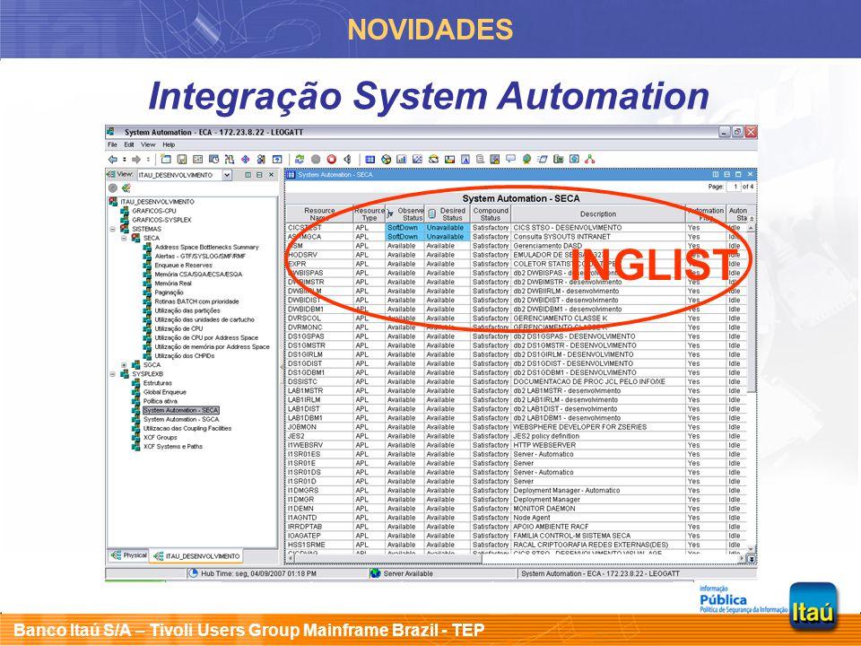 Integração System Automation