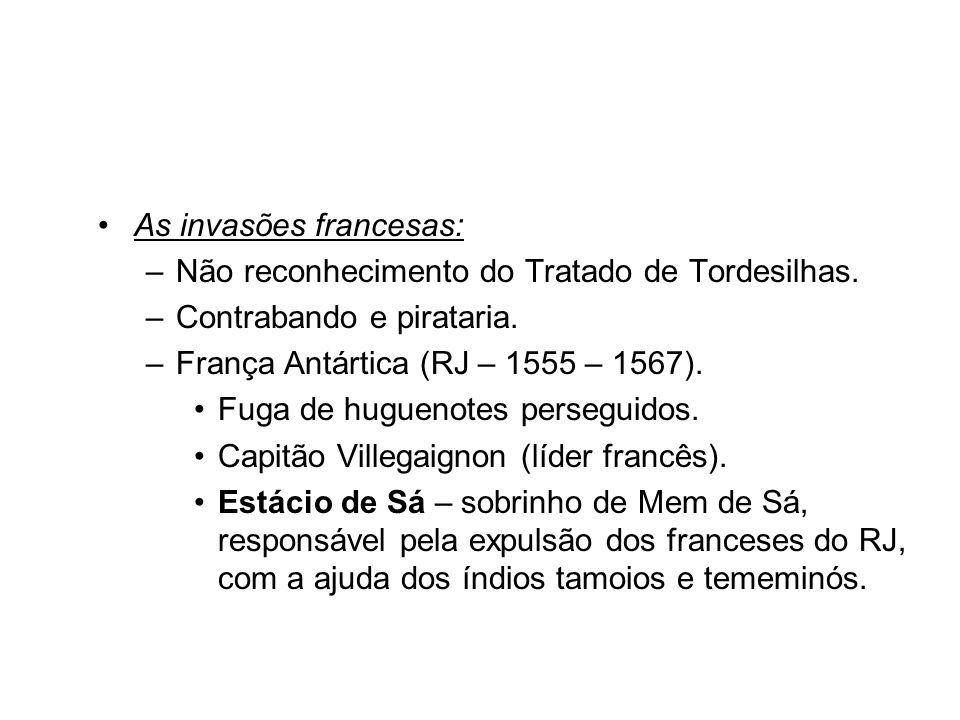 As invasões francesas: