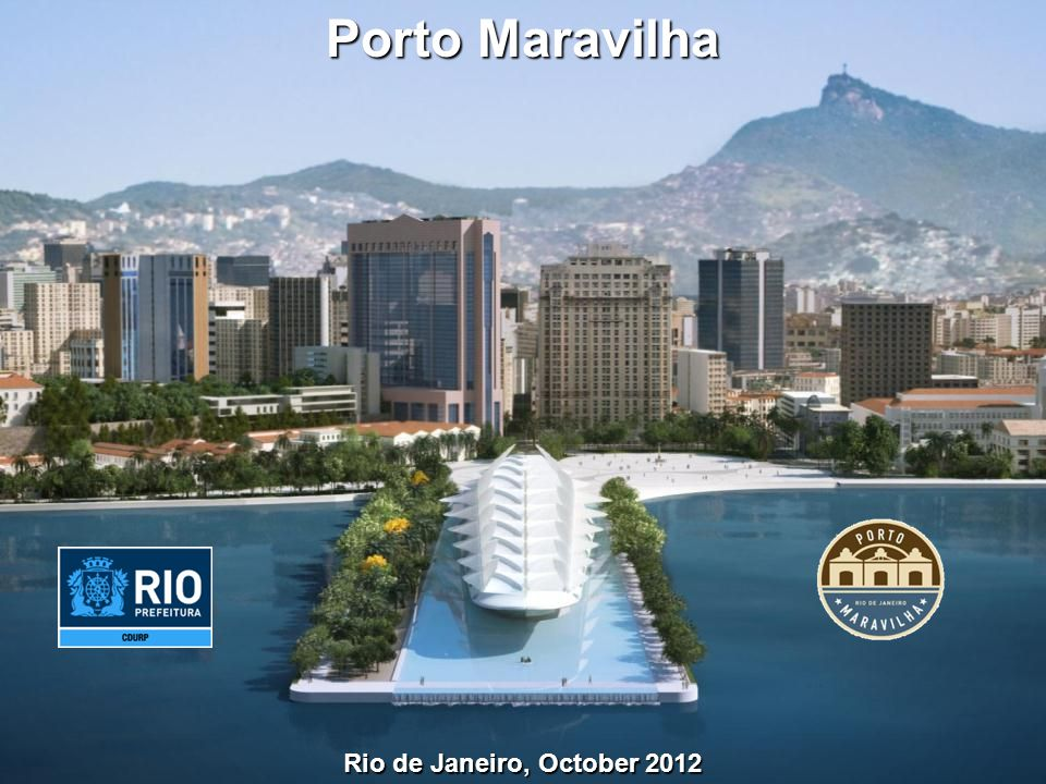 Porto Maravilha Rio de Janeiro, October 2012