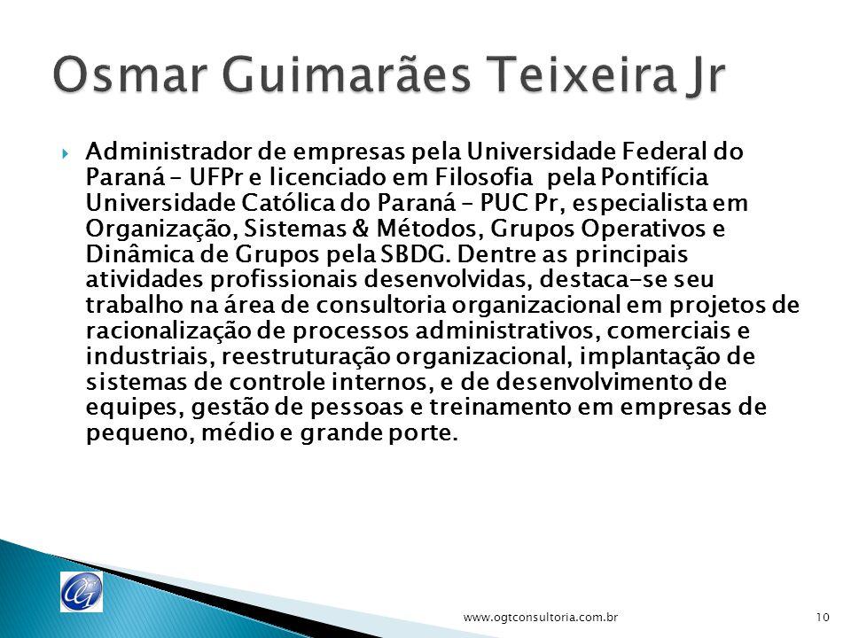 Osmar Guimarães Teixeira Jr
