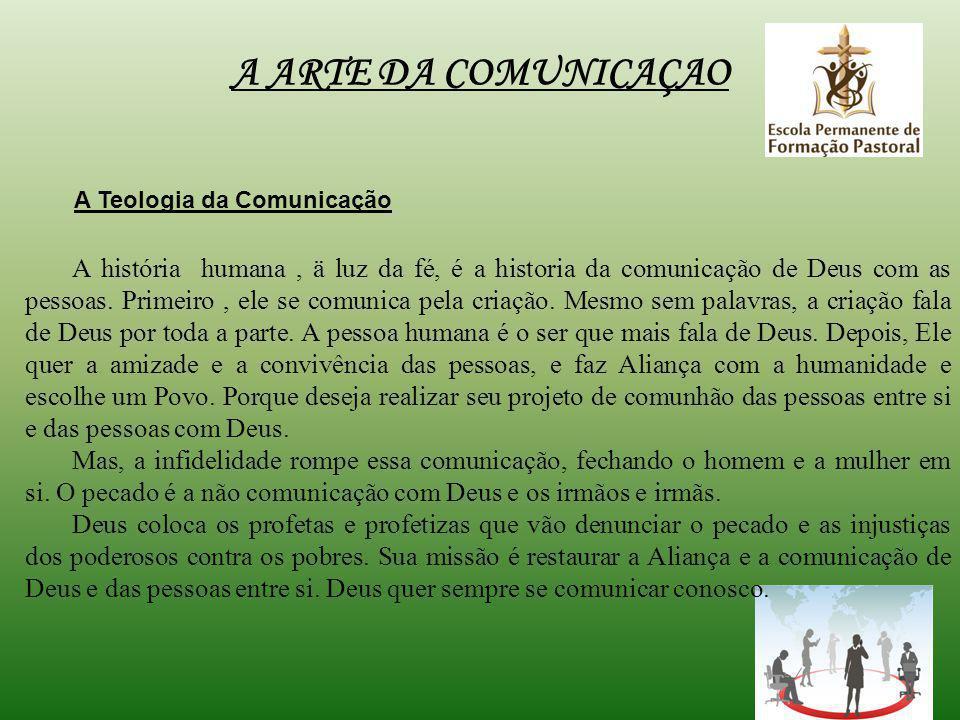 A Teologia da Comunicação