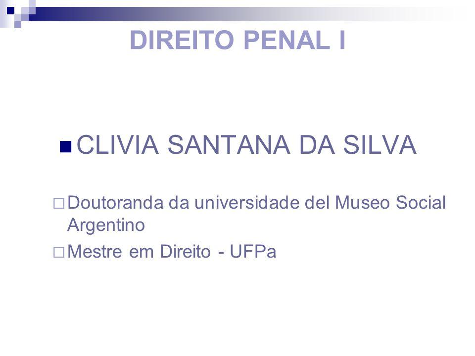 CLIVIA SANTANA DA SILVA