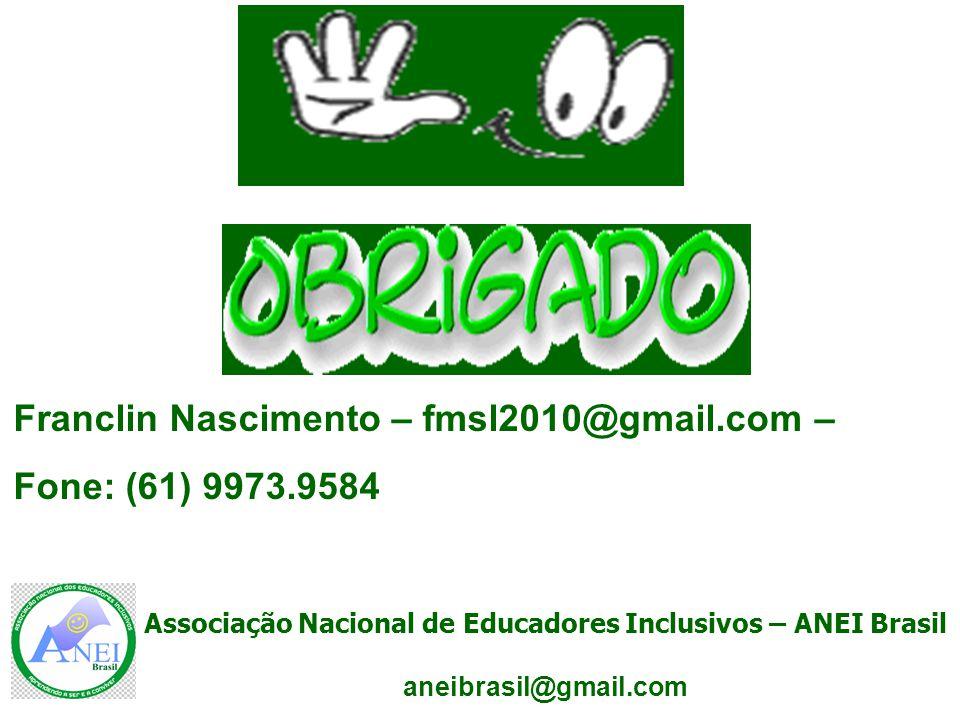 Associação Nacional de Educadores Inclusivos – ANEI Brasil