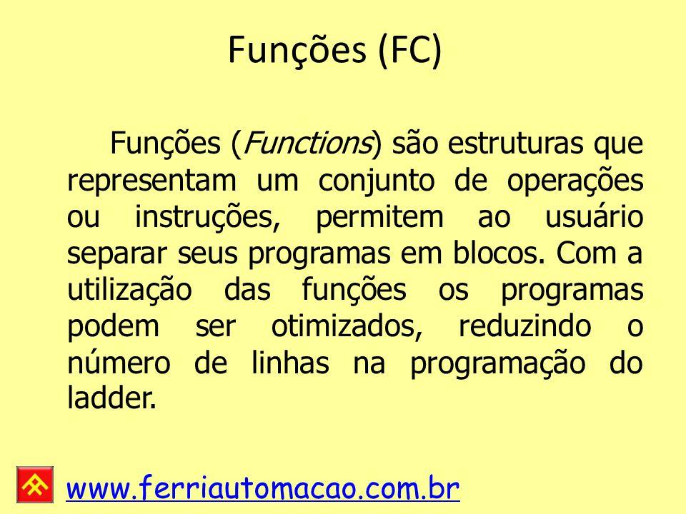Funções (FC)