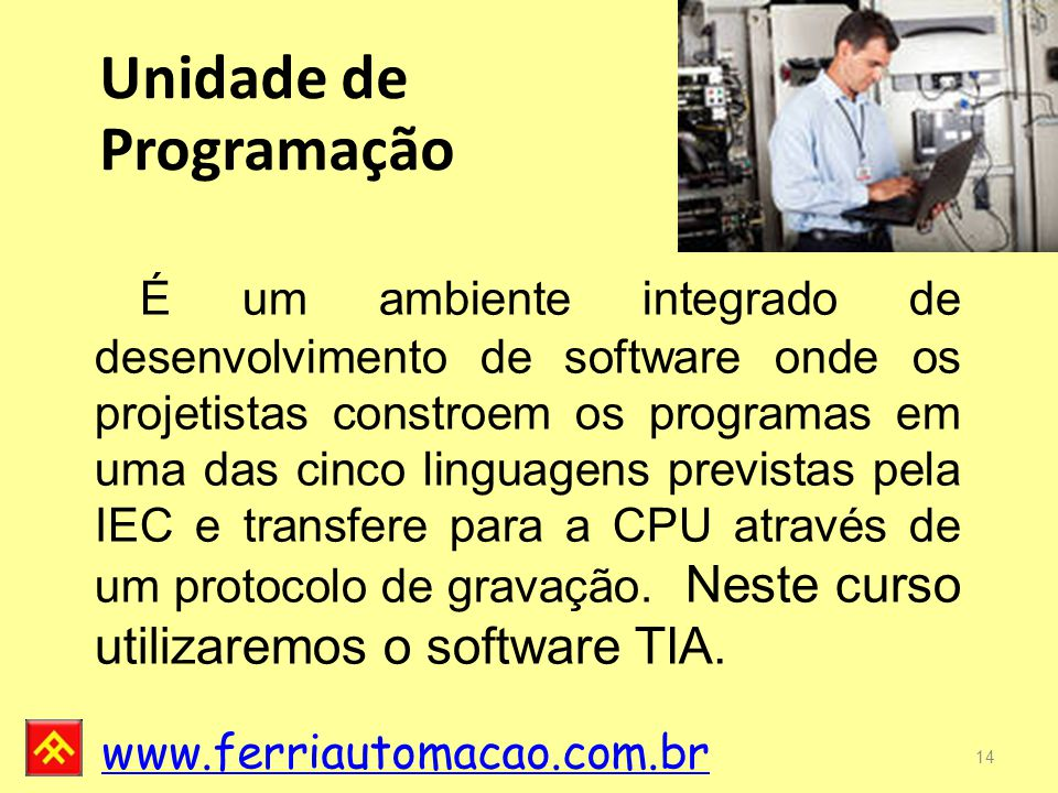 Unidade de Programação