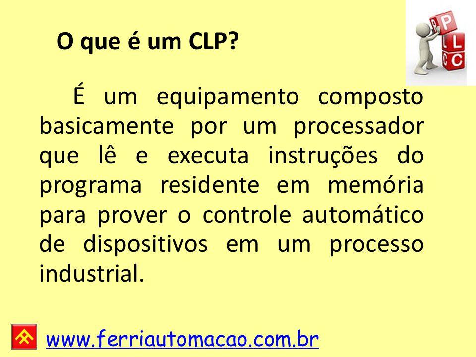 O que é um CLP