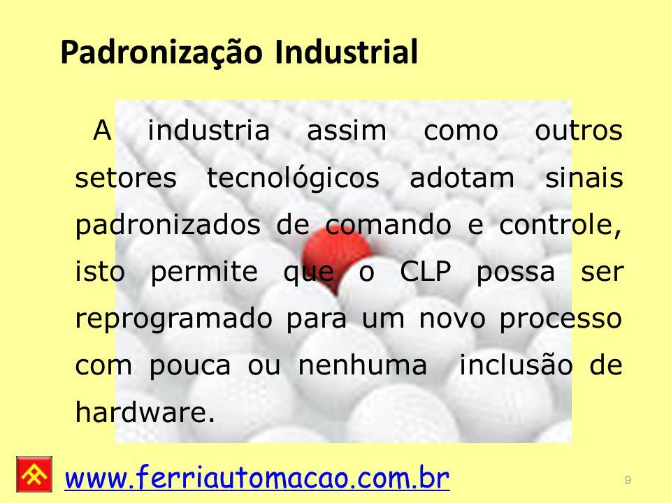 Padronização Industrial