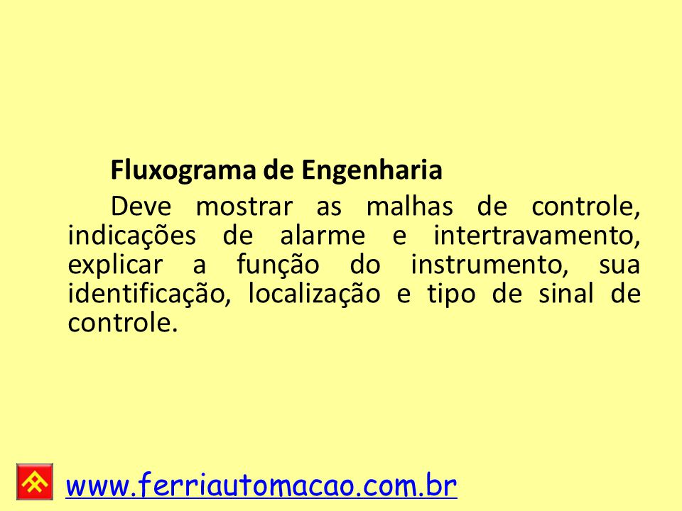 Fluxograma de Engenharia
