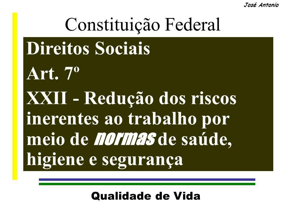Constituição Federal Direitos Sociais. Art. 7º.