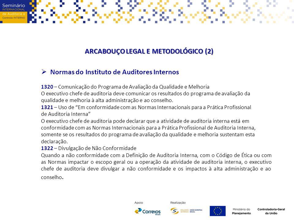 ARCABOUÇO LEGAL E METODOLÓGICO (2)