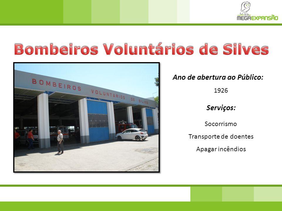Bombeiros Voluntários de Silves