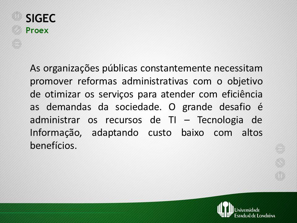SIGEC Proex.