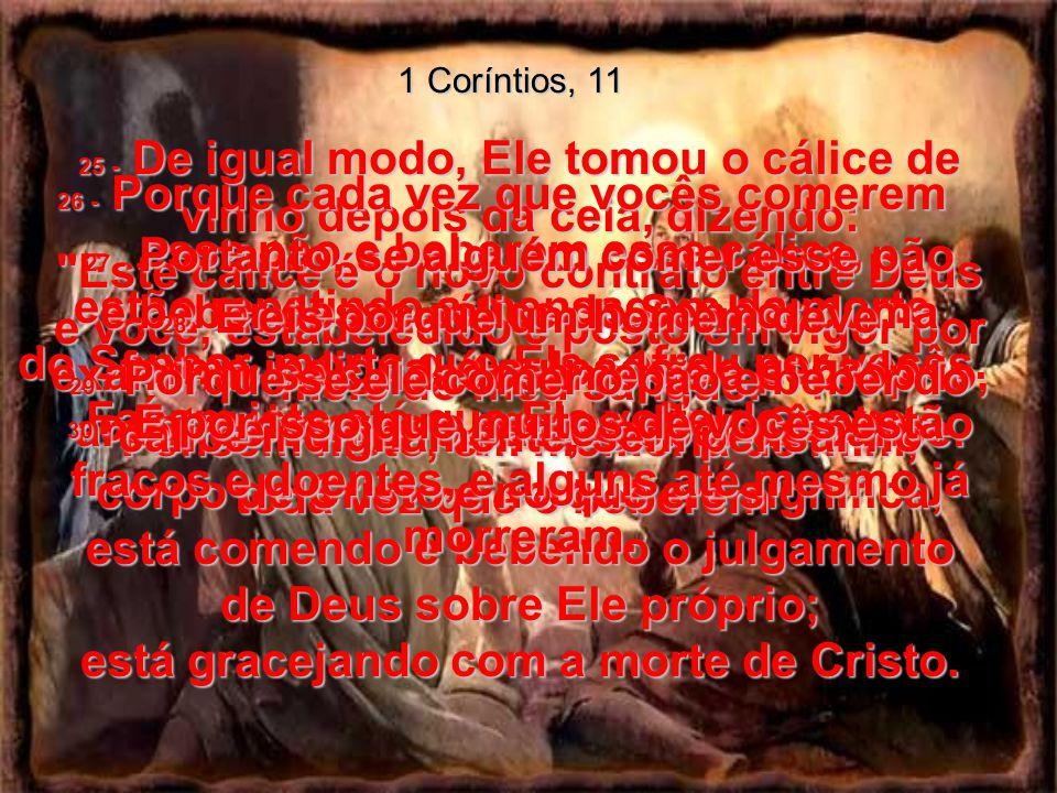 1 Coríntios, 11