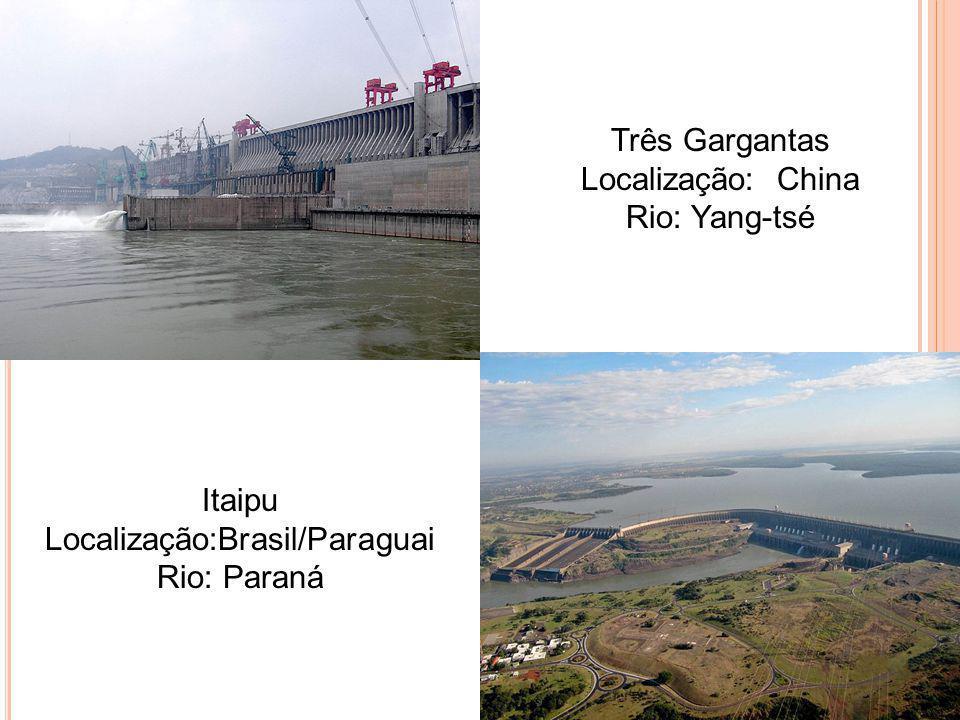 Localização:Brasil/Paraguai