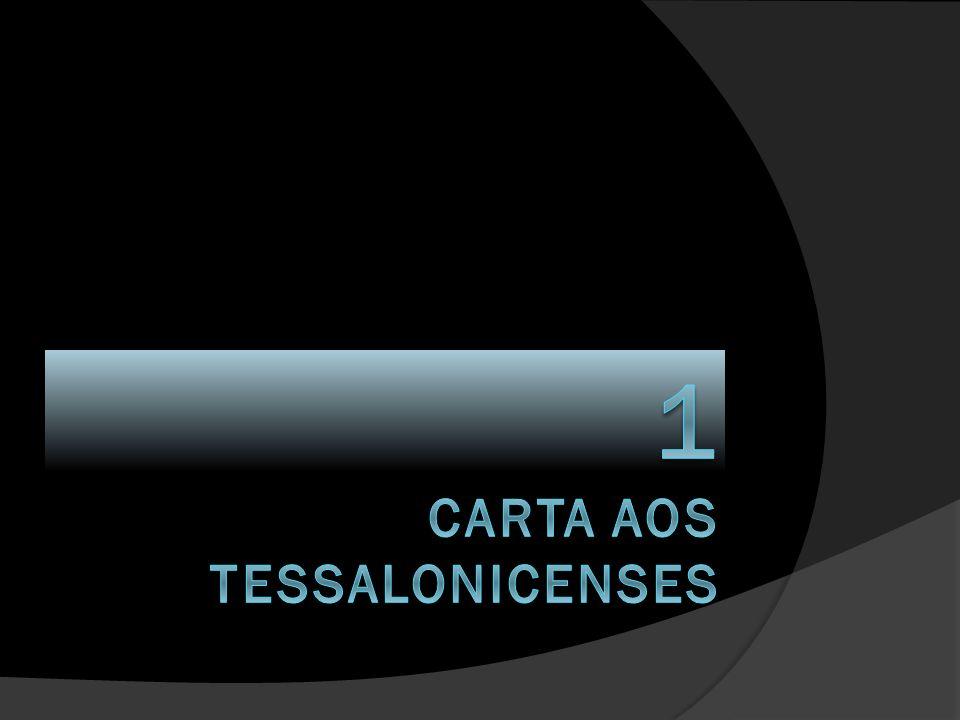 1 CARTA AOS TESSALONICENSES
