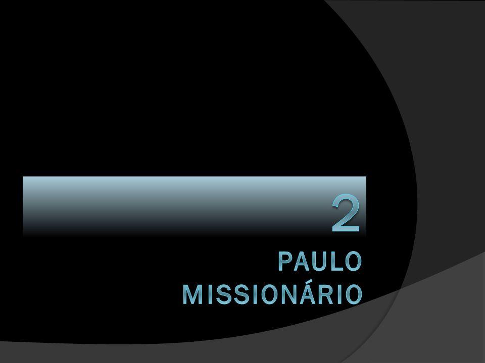 2 PAULO MISSIONÁRIO