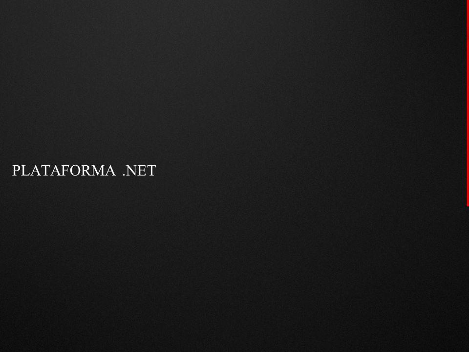 PLATAFORMA .NET