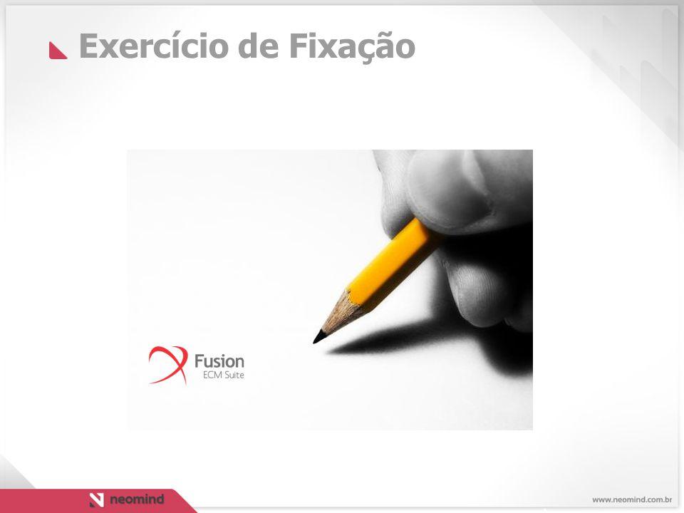 Exercício de Fixação