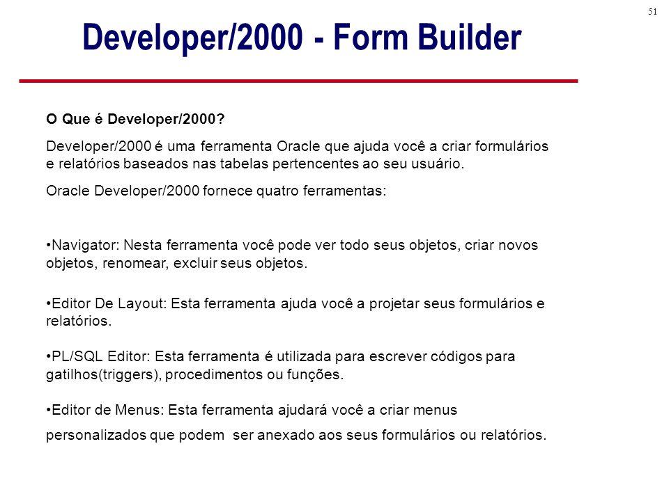 Developer/2000 - Form Builder
