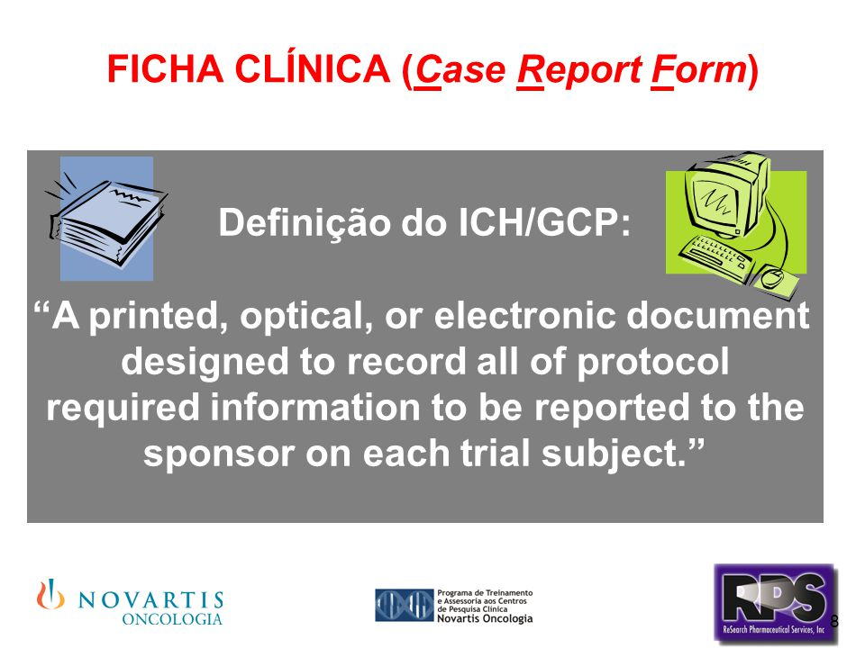 FICHA CLÍNICA (Case Report Form)