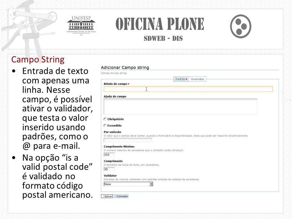 Campo String