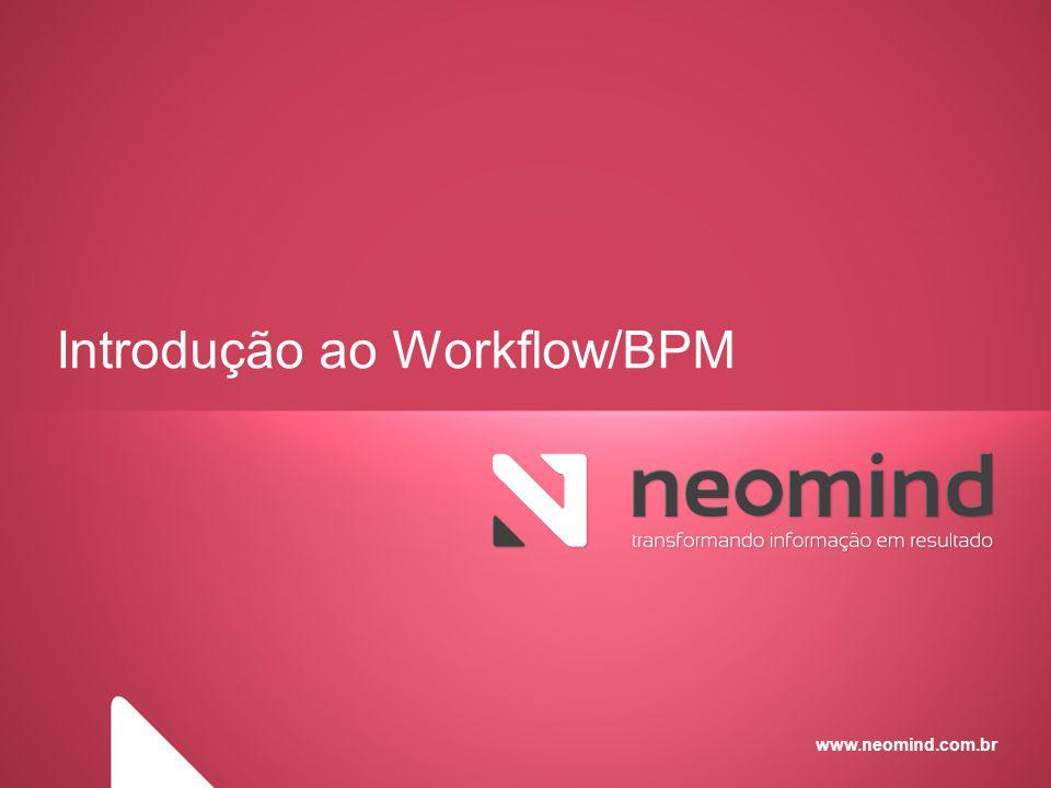 Introdução ao Workflow/BPM