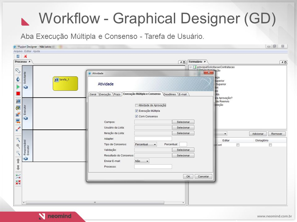 Workflow - Graphical Designer (GD)