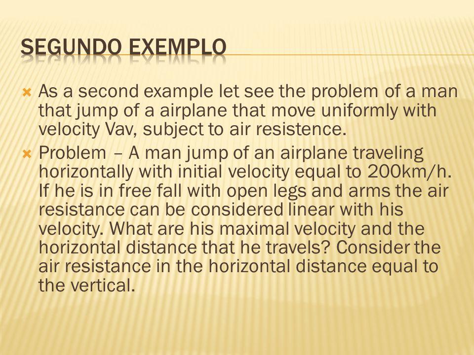 Segundo Exemplo
