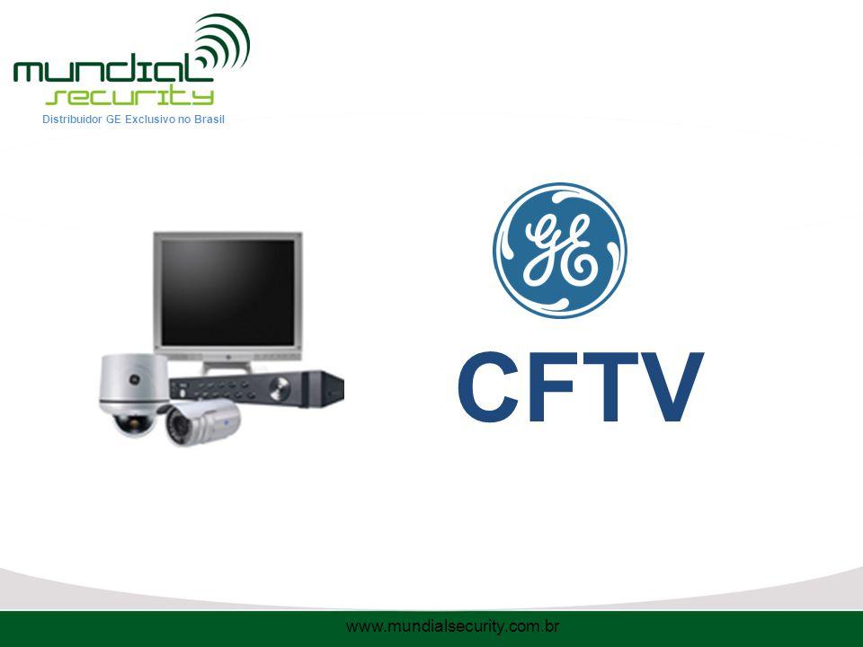 Distribuidor GE Exclusivo no Brasil