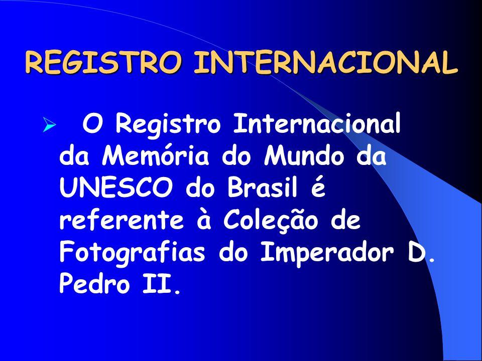 REGISTRO INTERNACIONAL