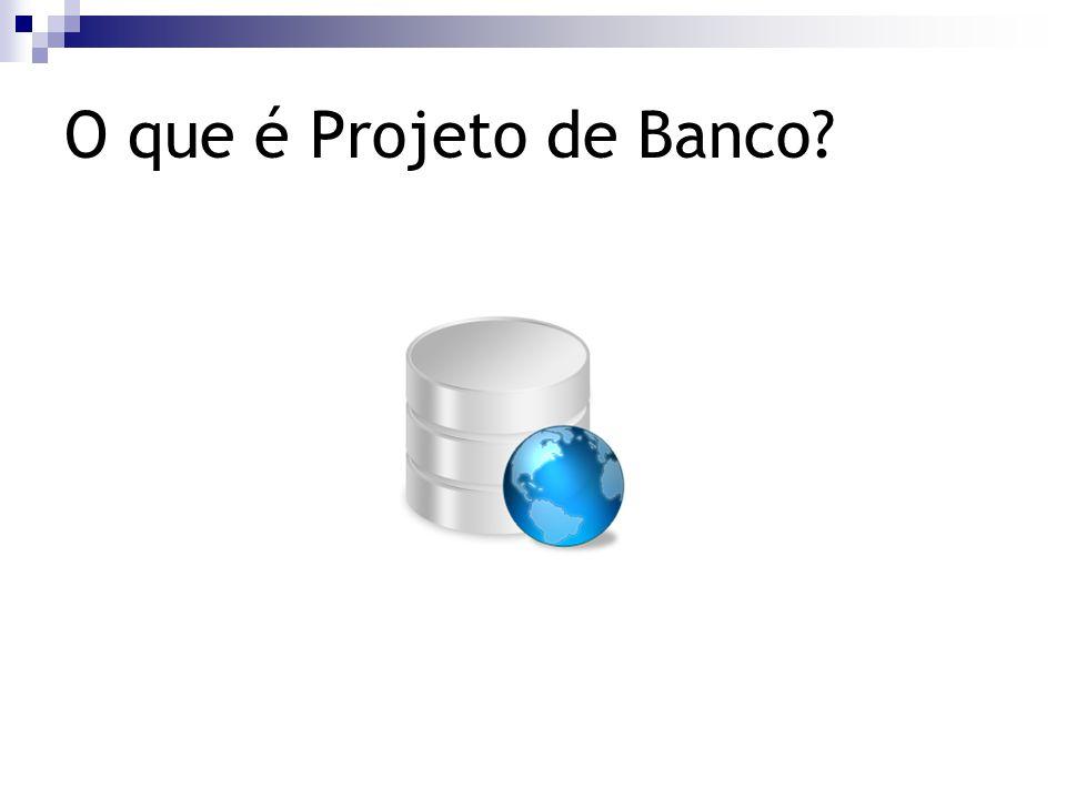 O que é Projeto de Banco