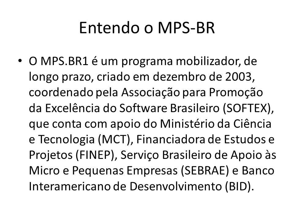 Entendo o MPS-BR