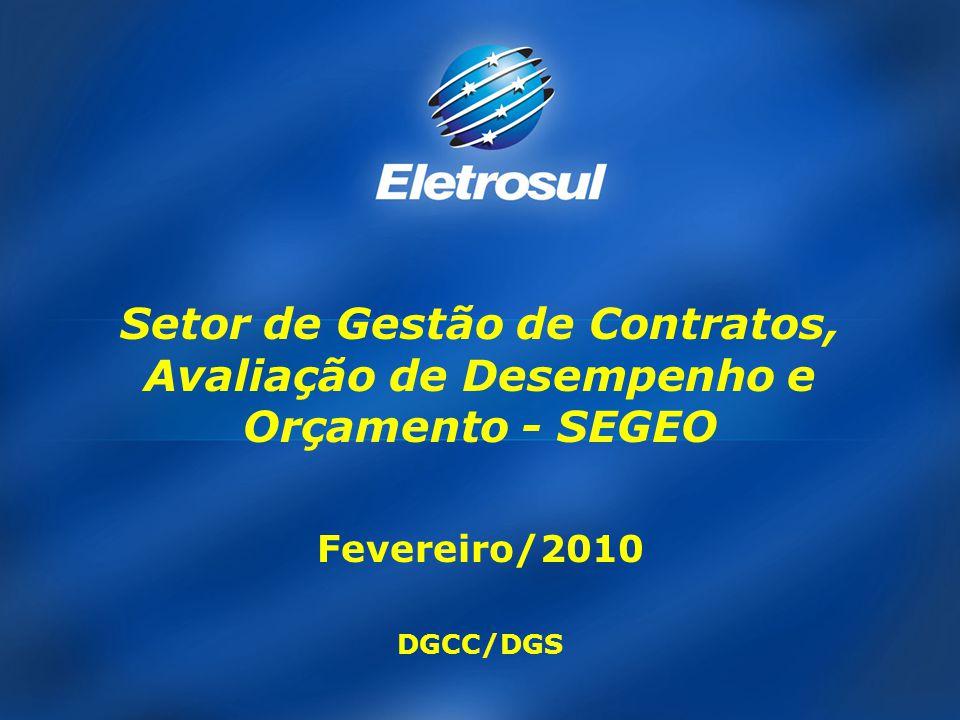 Setor de Gestão de Contratos, Avaliação de Desempenho e Orçamento - SEGEO