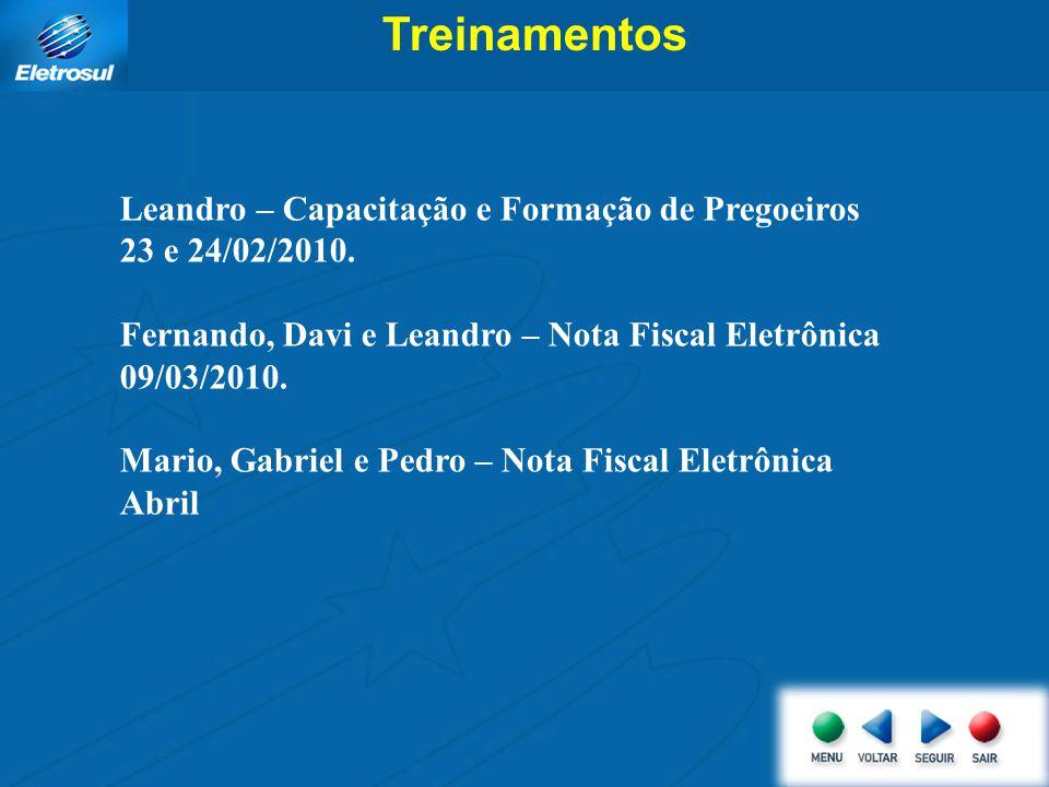 Treinamentos Leandro – Capacitação e Formação de Pregoeiros