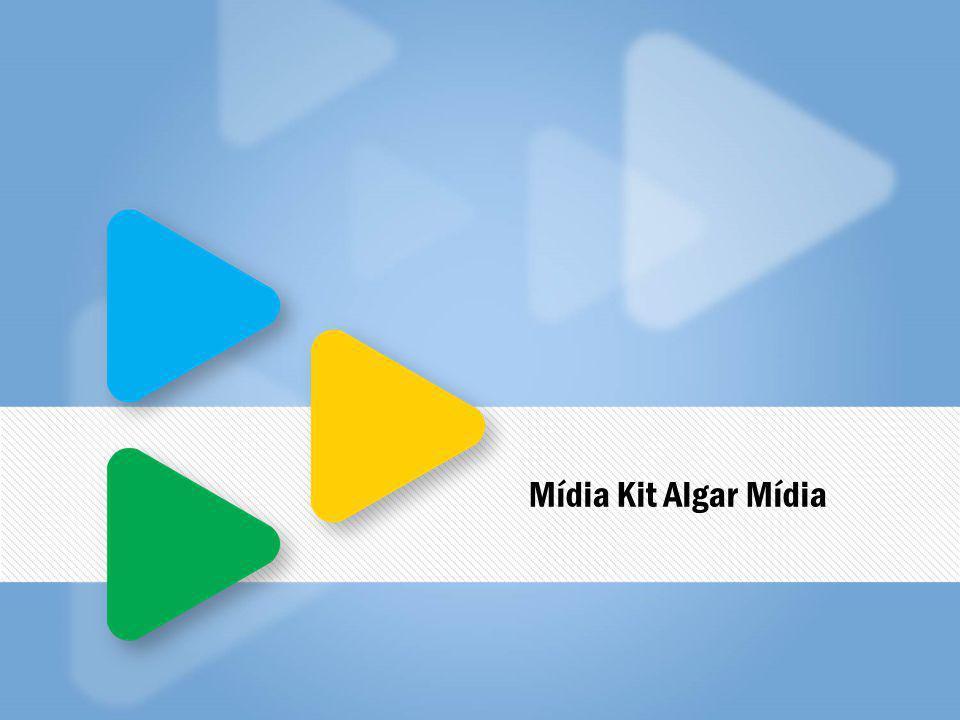 Mídia Kit Algar Mídia