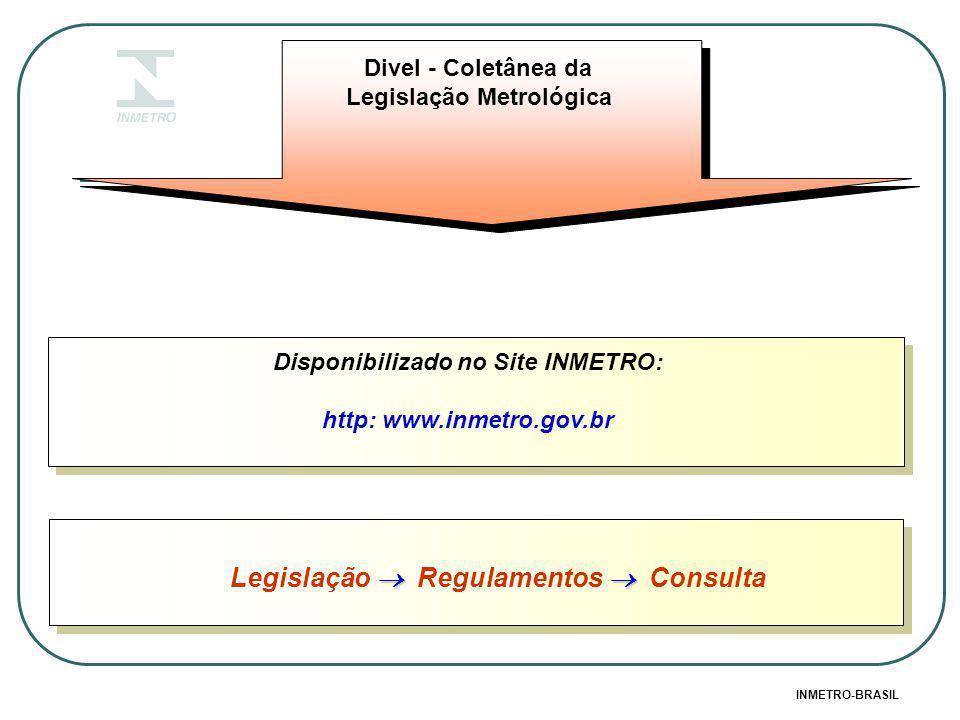 Legislação  Regulamentos  Consulta