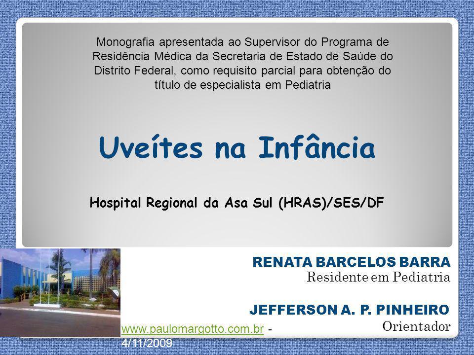 Hospital Regional da Asa Sul (HRAS)/SES/DF