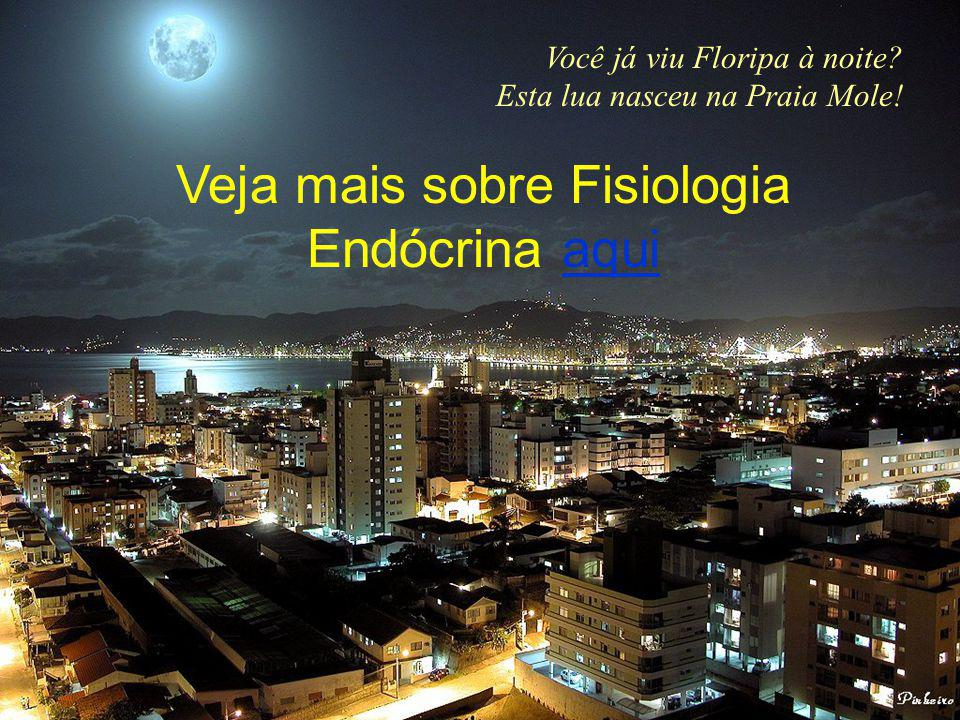 Veja mais sobre Fisiologia Endócrina aqui