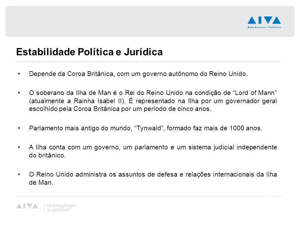 Estabilidade Política e Jurídica