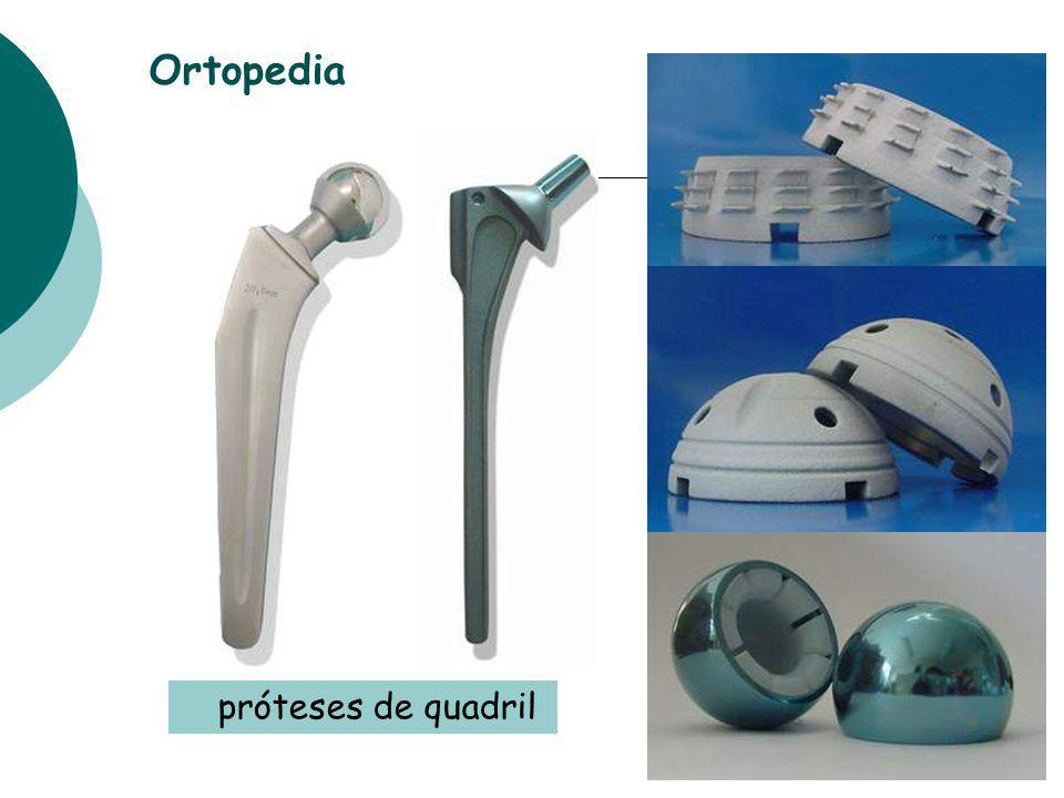 Ortopedia próteses de quadril