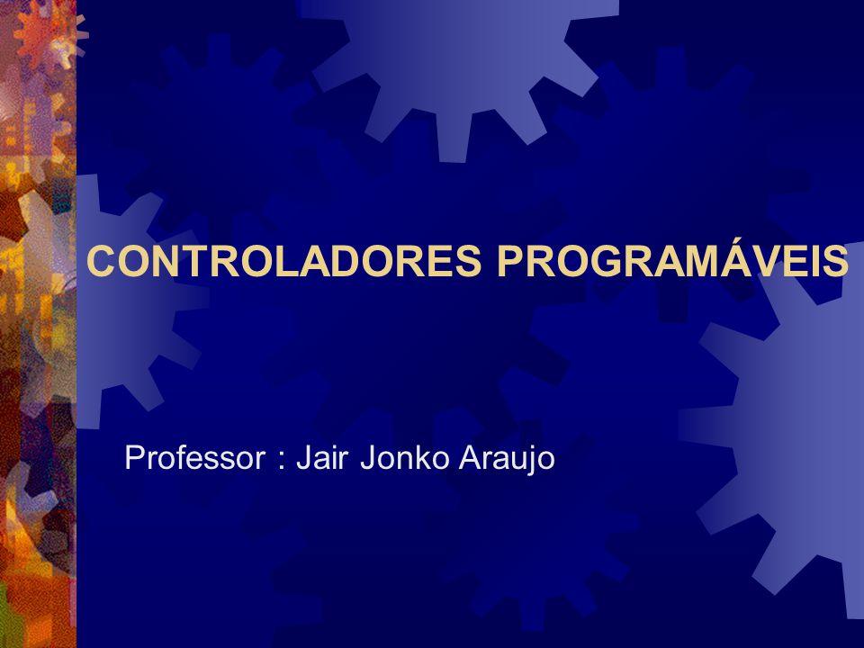 CONTROLADORES PROGRAMÁVEIS