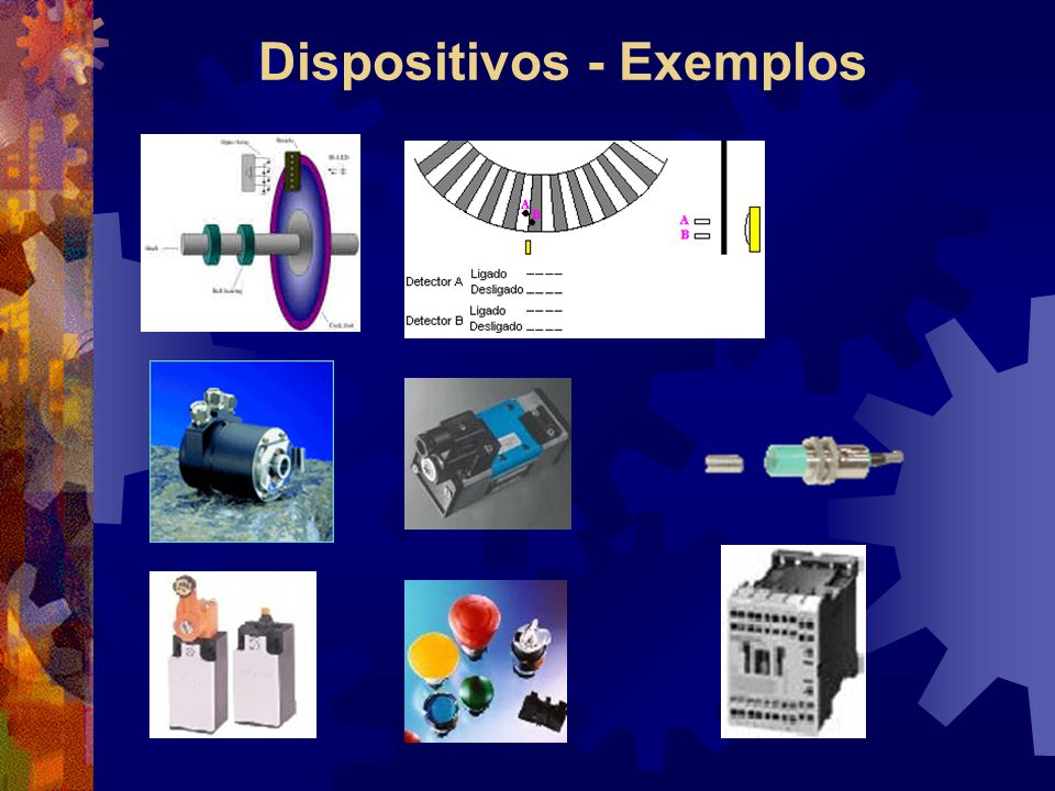 Dispositivos - Exemplos