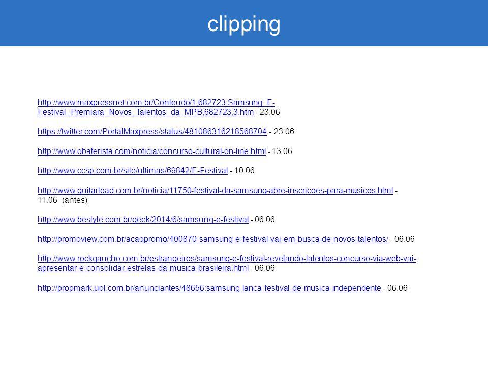 clipping http://www.maxpressnet.com.br/Conteudo/1,682723,Samsung_E-Festival_Premiara_Novos_Talentos_da_MPB,682723,3.htm - 23.06.