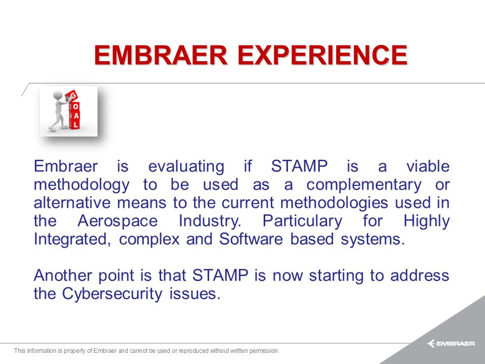 EMBRAER EXPERIENCE