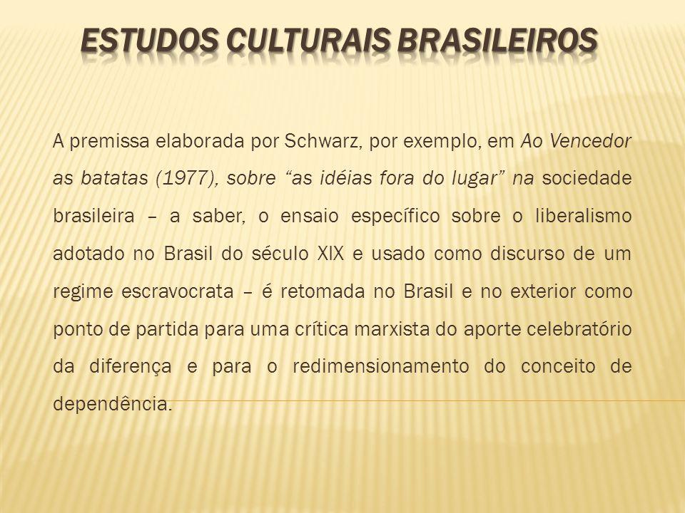 Estudos culturais brasileiros