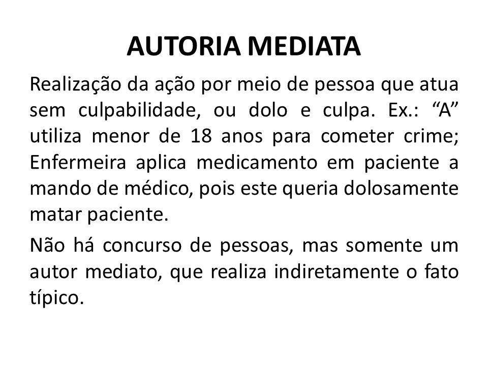 AUTORIA MEDIATA