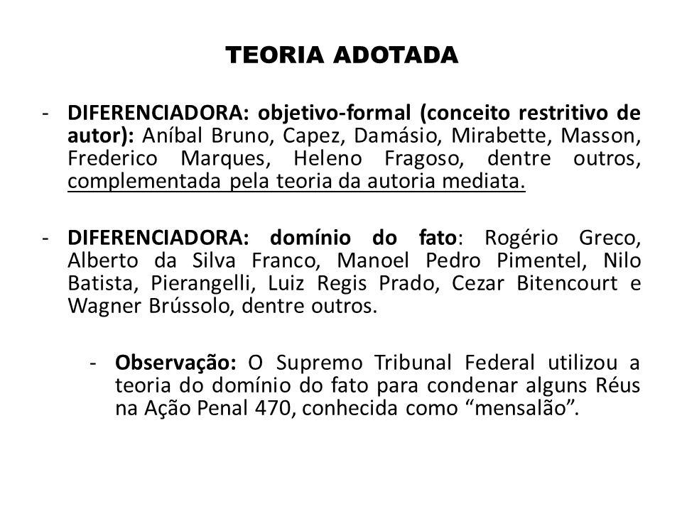 TEORIA ADOTADA