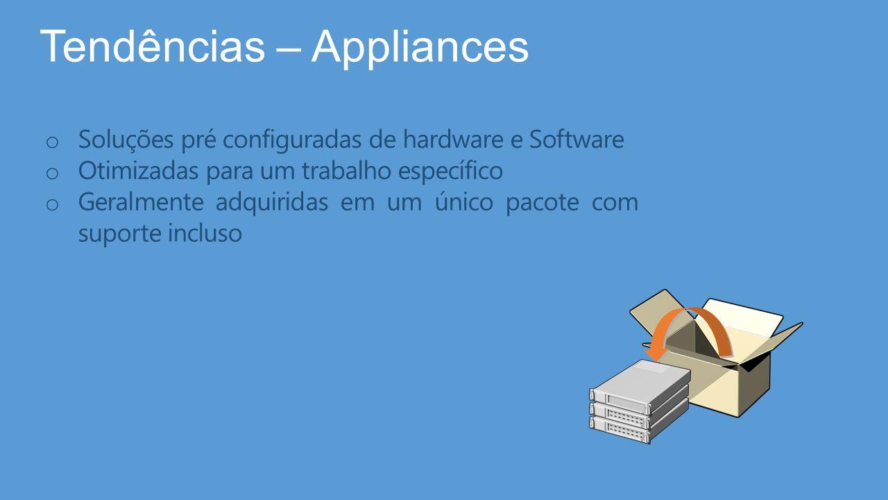 Tendências – Appliances
