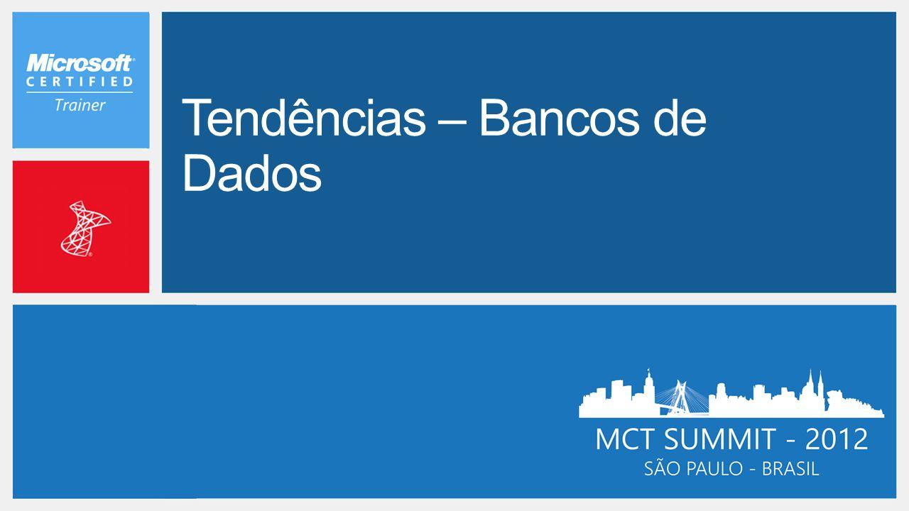 Tendências – Bancos de Dados