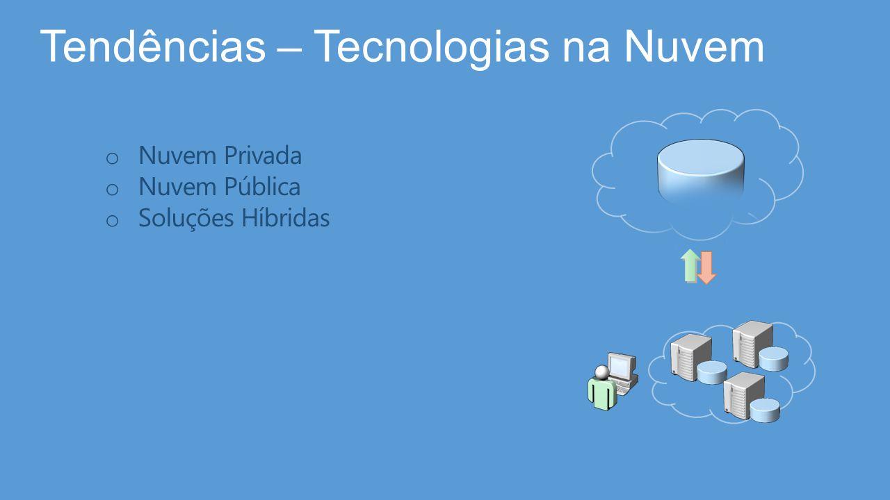 Tendências – Tecnologias na Nuvem